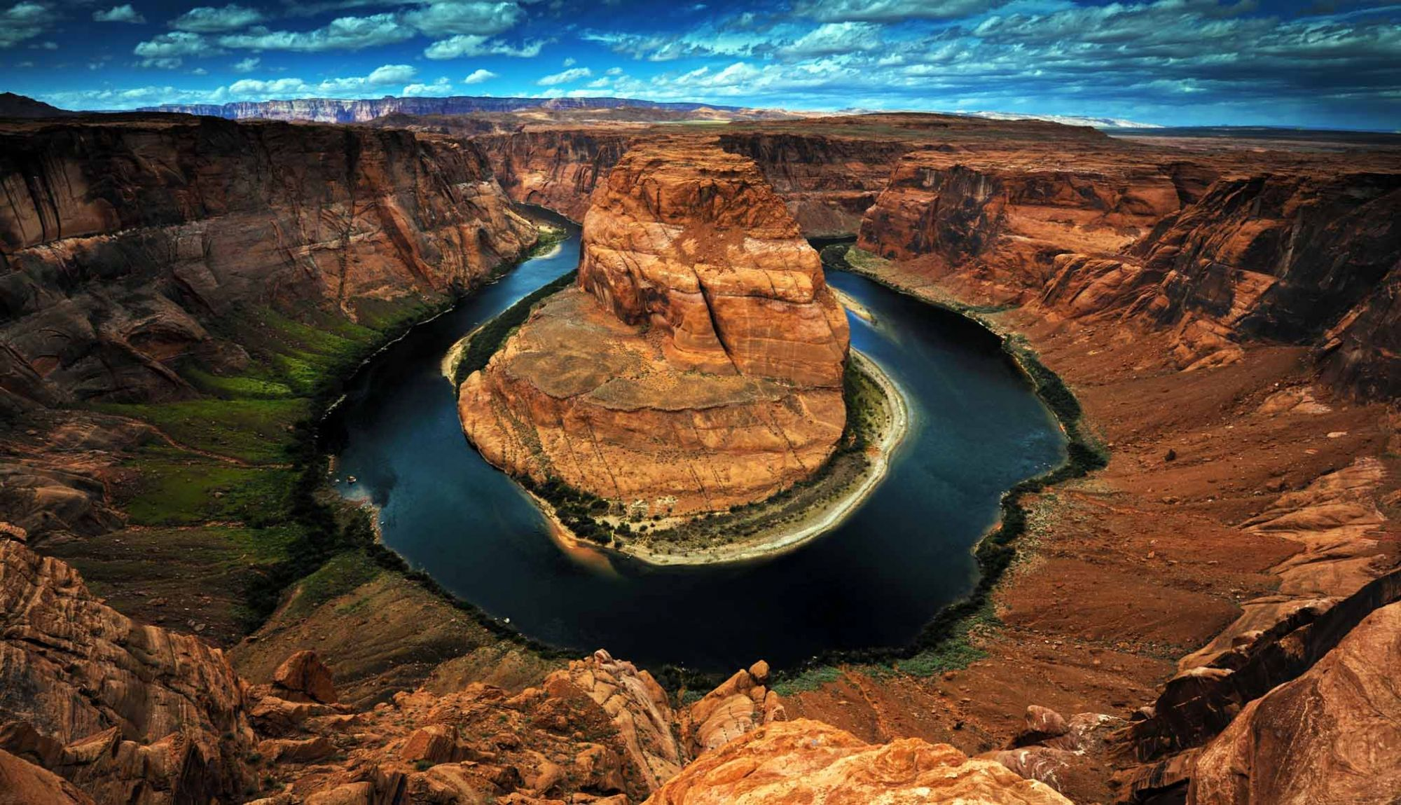 Glen Canyon Photo Locations Horseshoe Bend